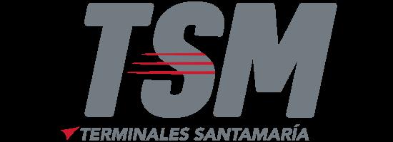 Terminales Santamaría Logo